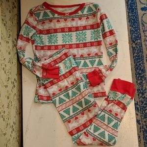 Girl Christmas pajamas